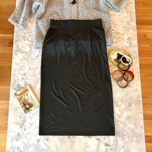 Eileen Fisher | Viscose Jersey Skirt